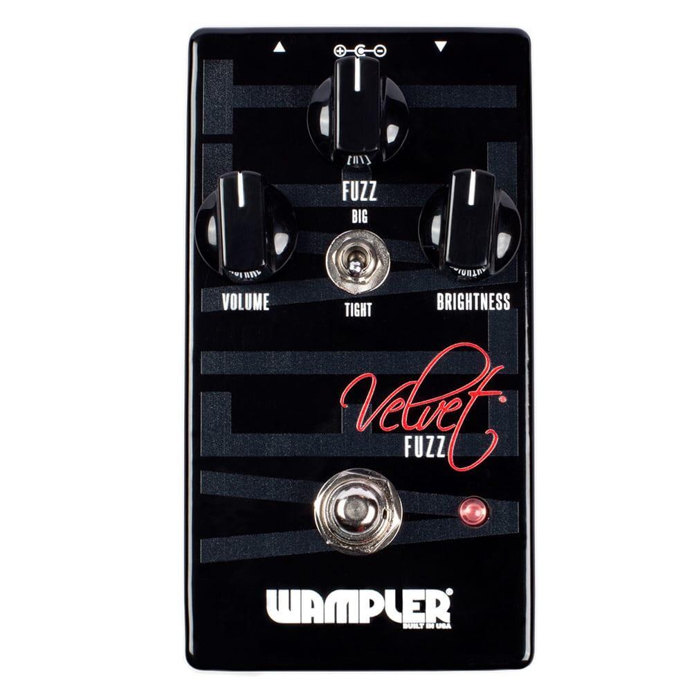 Wampler Velvet Fuzz-0