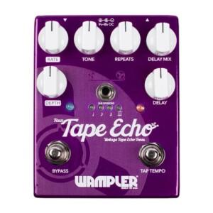 Wampler Faux Tape Echo v2-0