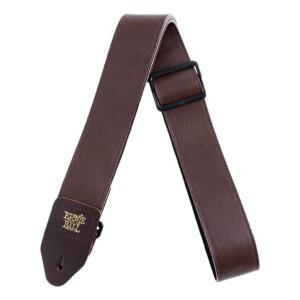 Ernie Ball Tri-Glide Italian Leather Strap רצועה לגיטרה-0