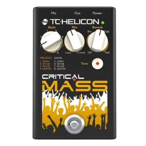 TC-Helicon Critical Mass-0