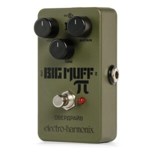 Electro-Harmonix Green Russian Big Muff-0