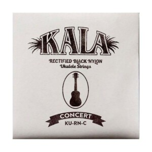 מיתרים ליוקולילי קונצרט Kala Rectified Nylon-0