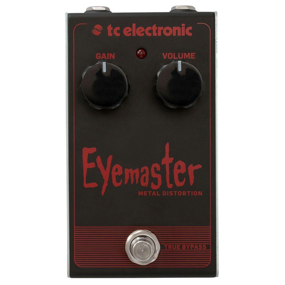 TC Electronic Eyemaster Metal Distortion-0