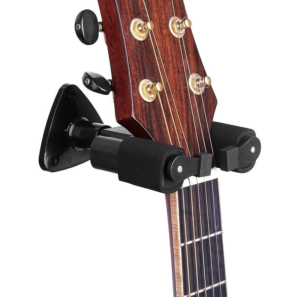 מתלה קיר לגיטרה עם נעילה אוטומטית-14593
