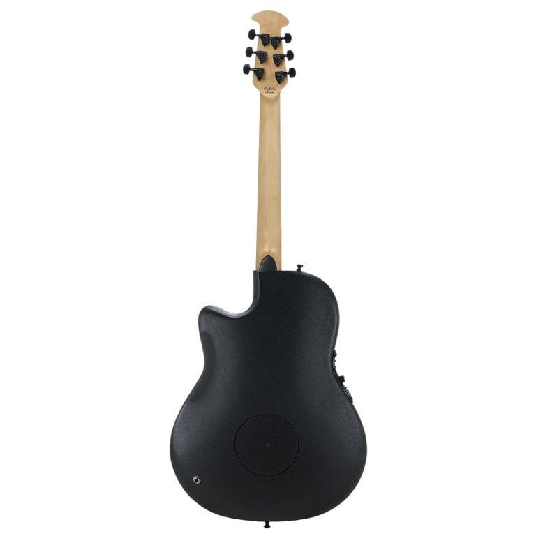 Ovation Elite TX Mid Depth Black-14917
