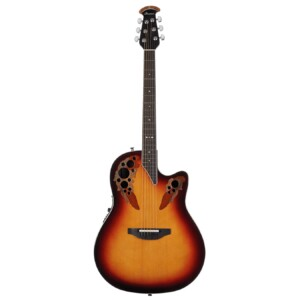 Ovation Elite Deep Contour New England Burst-0