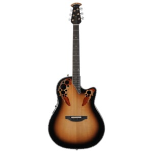 Ovation Custom Elite Super Shallow Sunburst-0