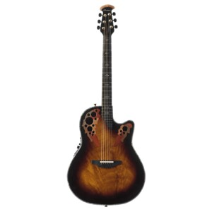 Ovation Elite Plus Deep Contour Okoume Feather-0