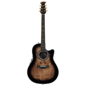 Ovation Legend Plus Deep Contour Elm Burl-0