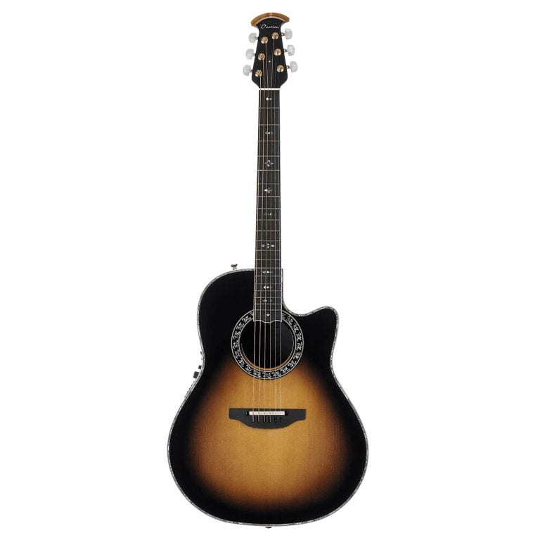Ovation Custom Legend Deep Contour Sunburst-0