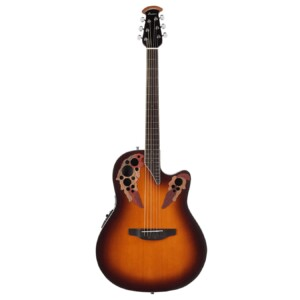 Ovation Celebrity Elite Super Shallow Sunburst-0