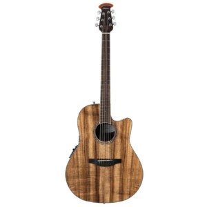 Ovation Celebrity Standard Plus Mid Depth Figured Koa-0