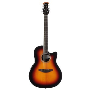 Ovation Celebrity Standard Super Shallow New England Burst-0