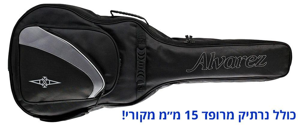 גיטרה אקוסטית קטנה Alvarez Delta DeLite-15687