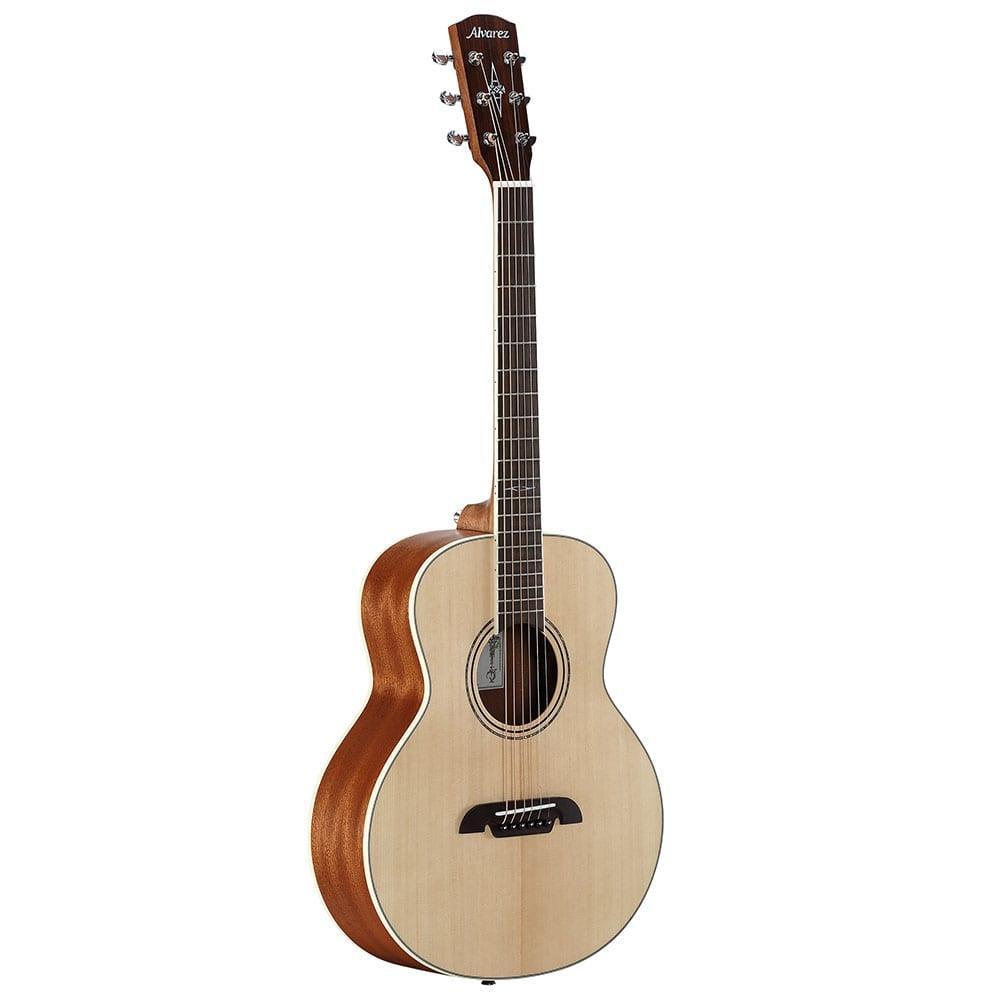 גיטרה אקוסטית קטנה Alvarez LJ2-15671