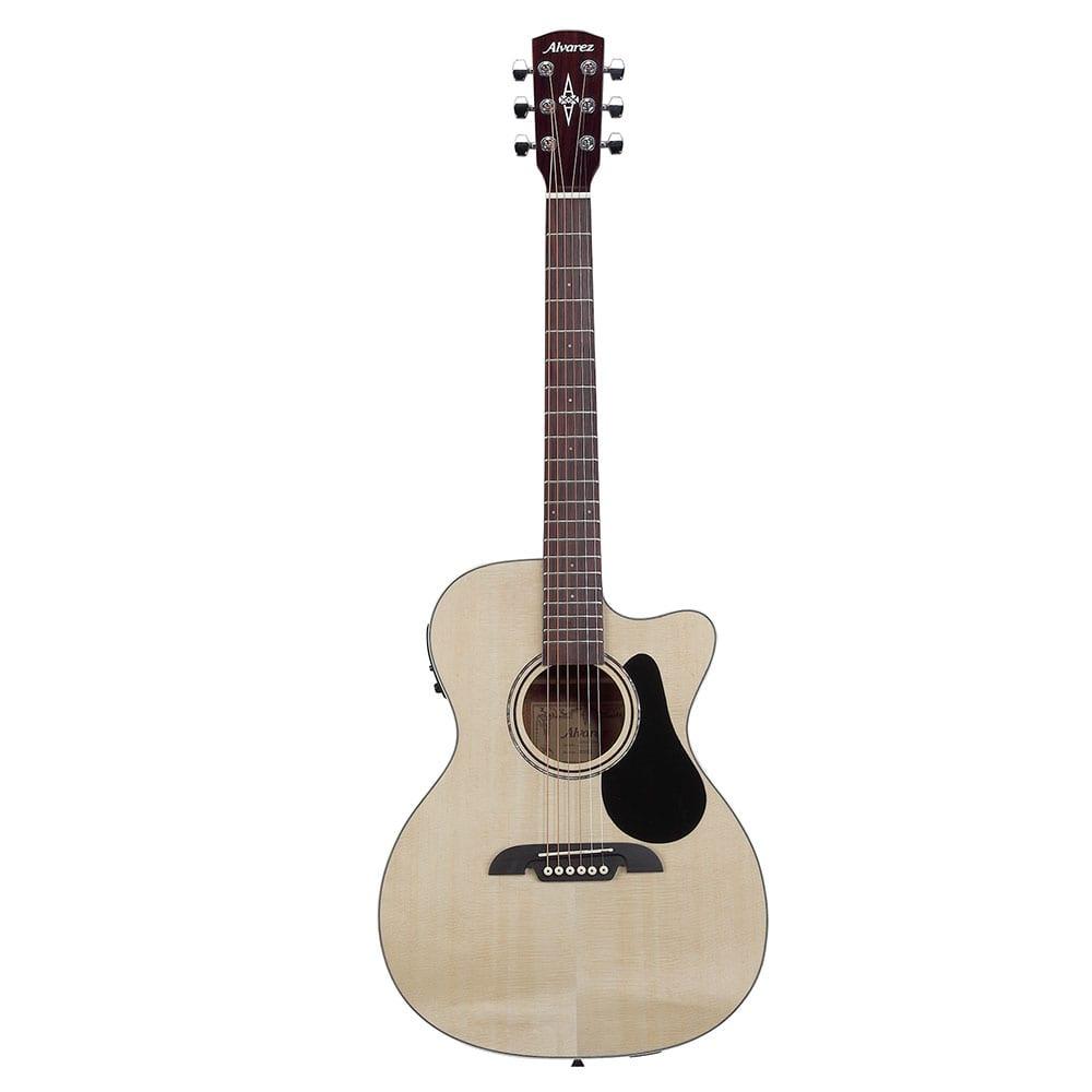 גיטרה אקוסטית Alvarez RF26CE-0