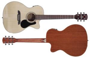גיטרה אקוסטית Alvarez RF26CE-15663