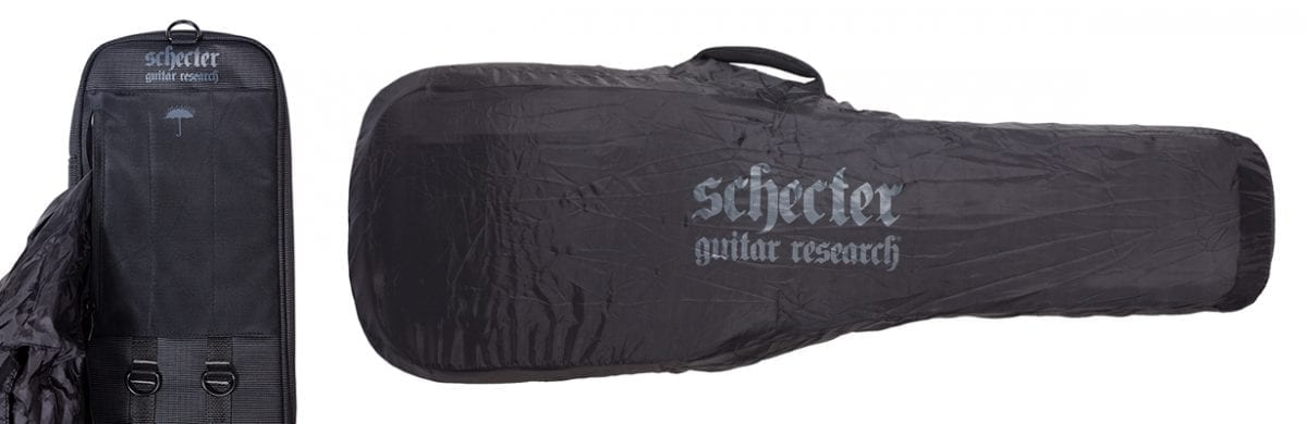 Schecter Pro Double Electric Gig Bag-16160