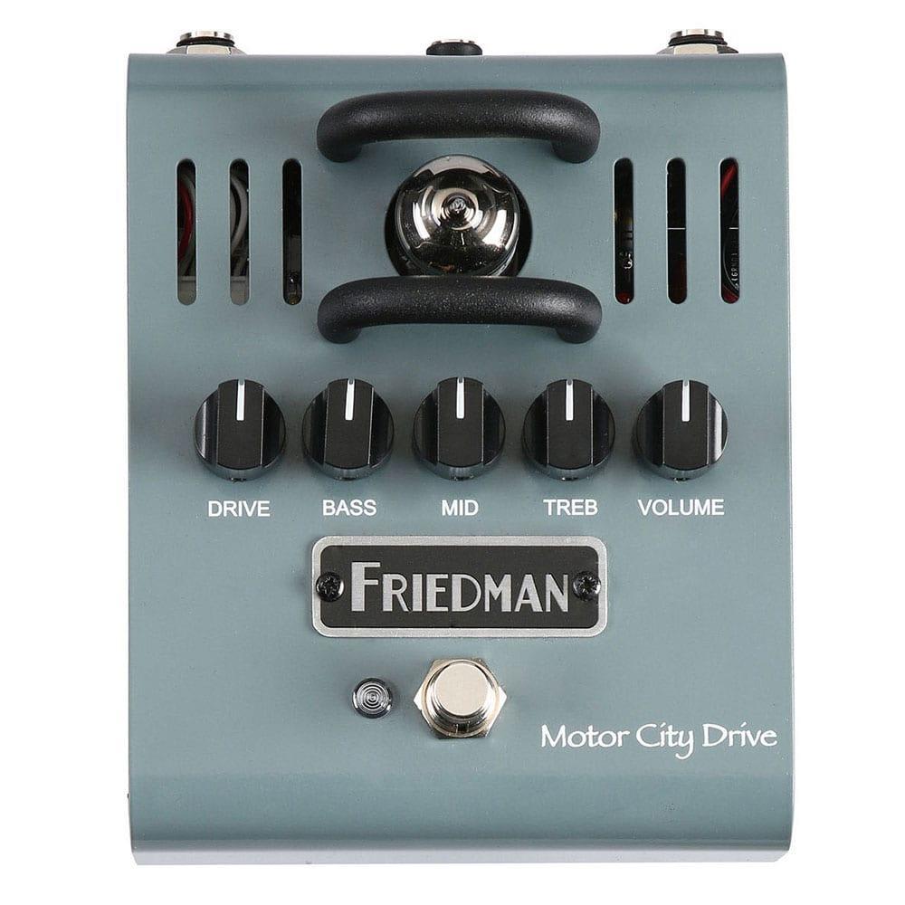 Friedman Motor City Drive-0