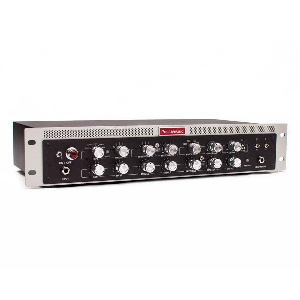 Positive Grid BIAS Rack Amplifier-17033