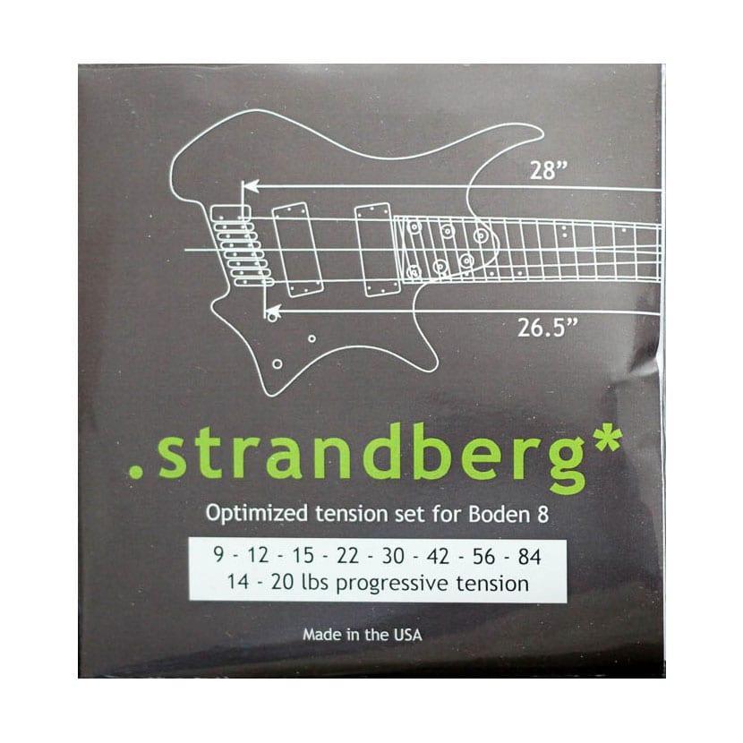 סט מיתרים ל-Strandberg Boden 8-0