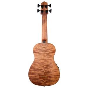 יוקולילי בס פרטלס Kala U-Bass Exotic Mahogany-16988