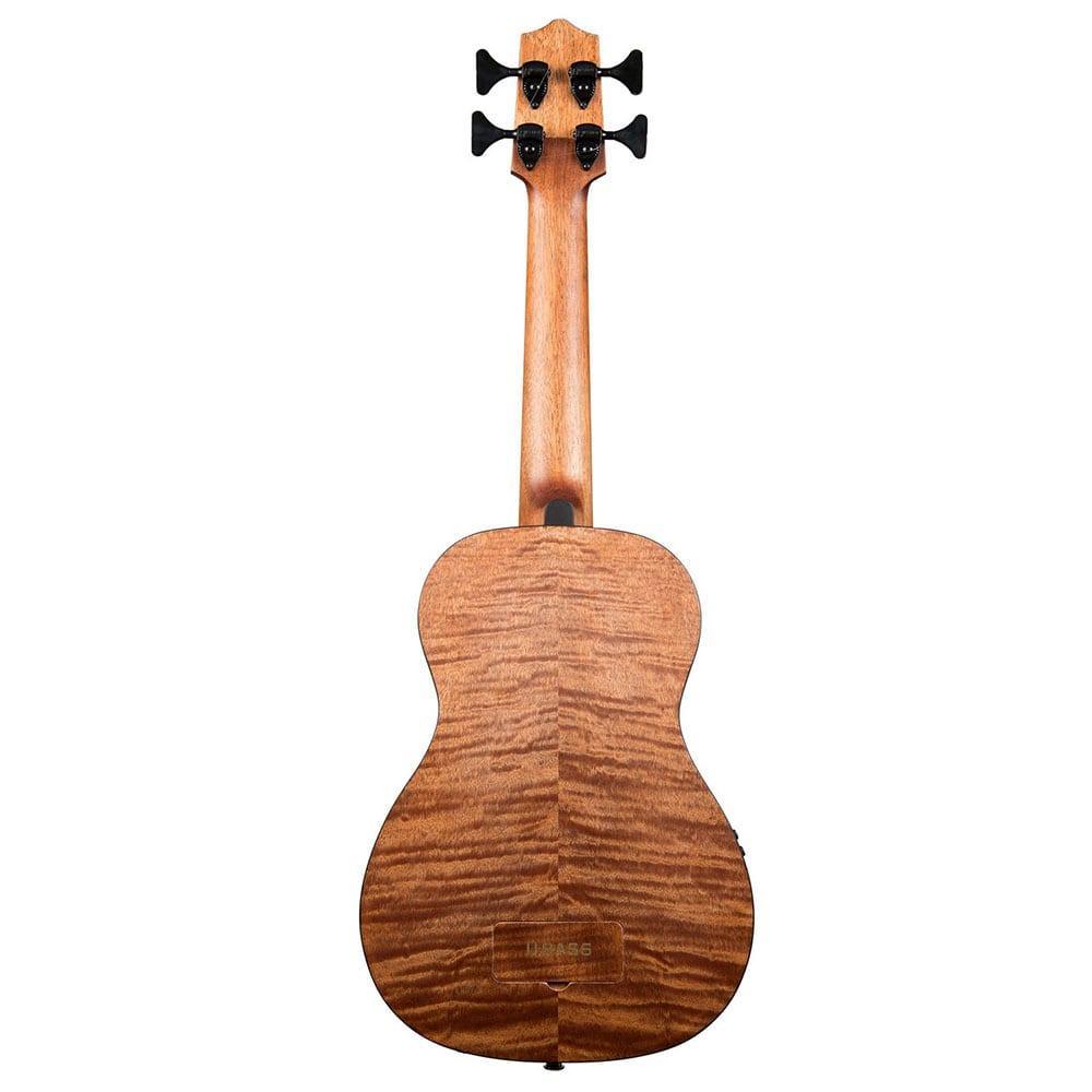 יוקולילי בס Kala U-Bass Exotic Mahogany w/RoundWound Strings-16990