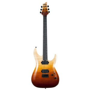 Schecter C-1 SLS Elite Antique Fade Burst-0