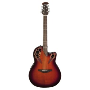 Ovation Celebrity Elite Mid Depth Sunburst-0