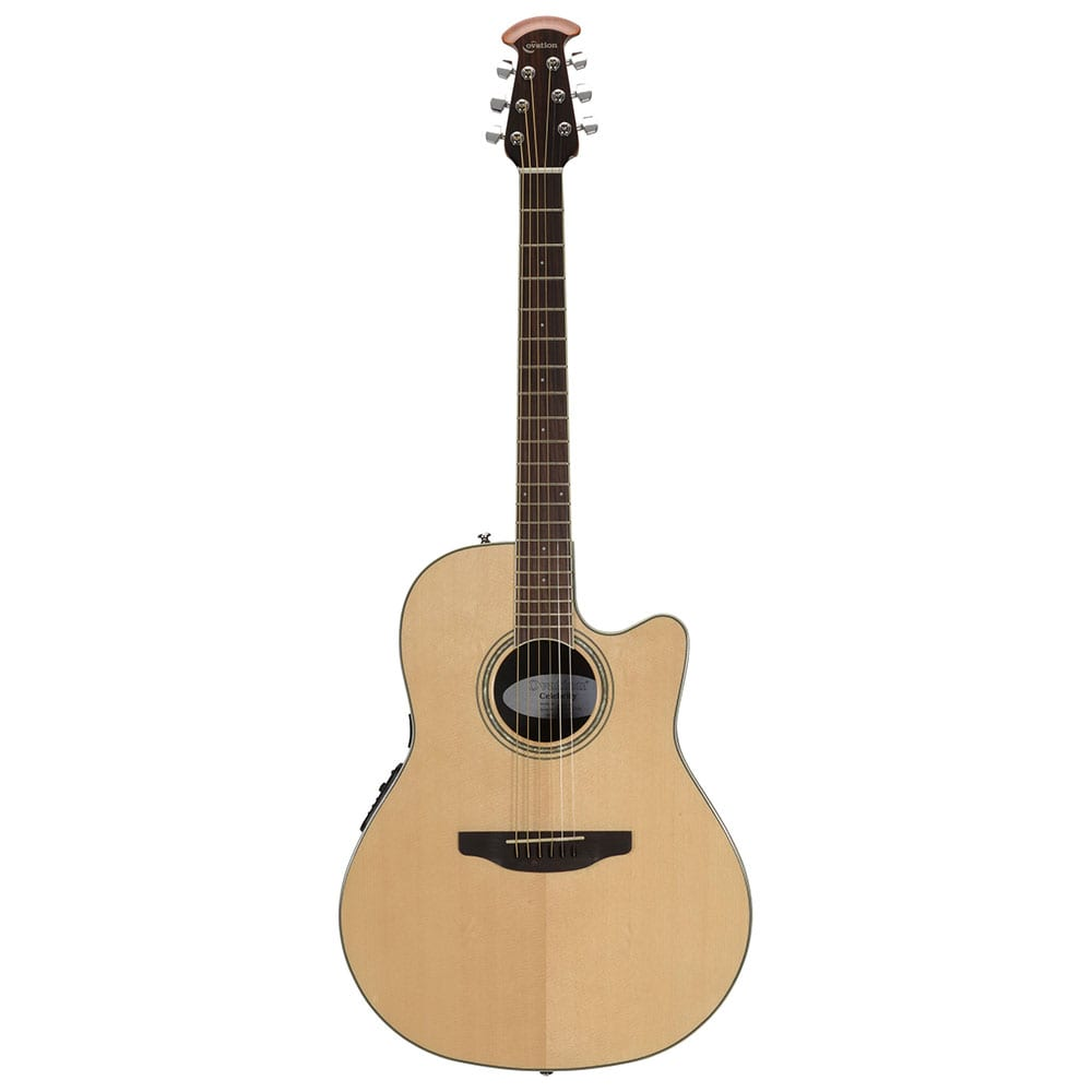 Ovation Celebrity Standard Mid Depth Natural-0