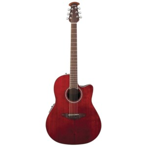 Ovation Celebrity Standard Mid Depth Ruby Red-0
