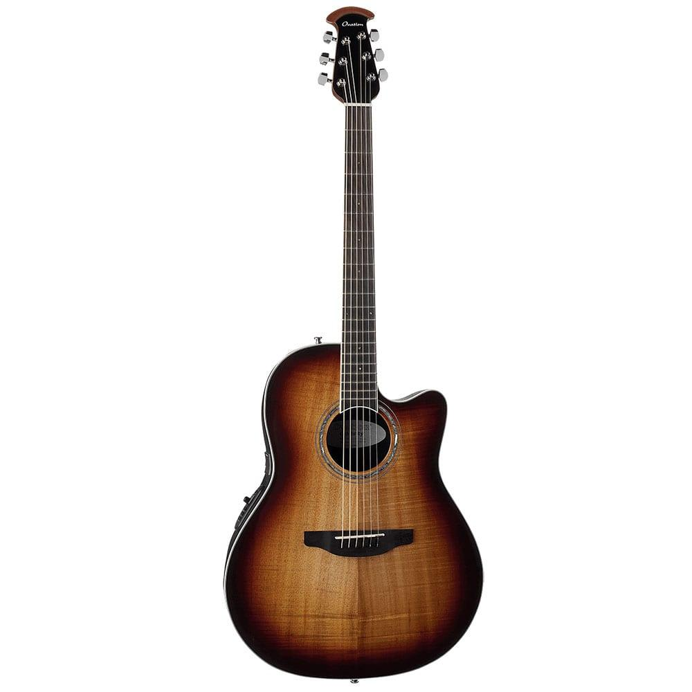 Ovation Celebrity Standard Plus Super Shallow Koa Burst-0