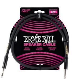 כבל רמקול Ernie Ball אורך 1.80 מטר-0