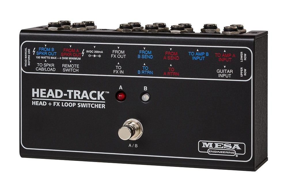 MESA/Boogie Head-Track Amp & FX Switcher -18560