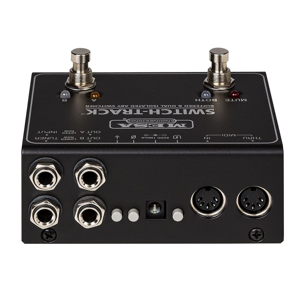 MESA/Boogie Switch-Track A/B/Y Switcher -18554