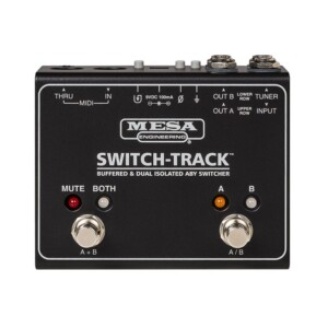 MESA/Boogie Switch-Track A/B/Y Switcher -0