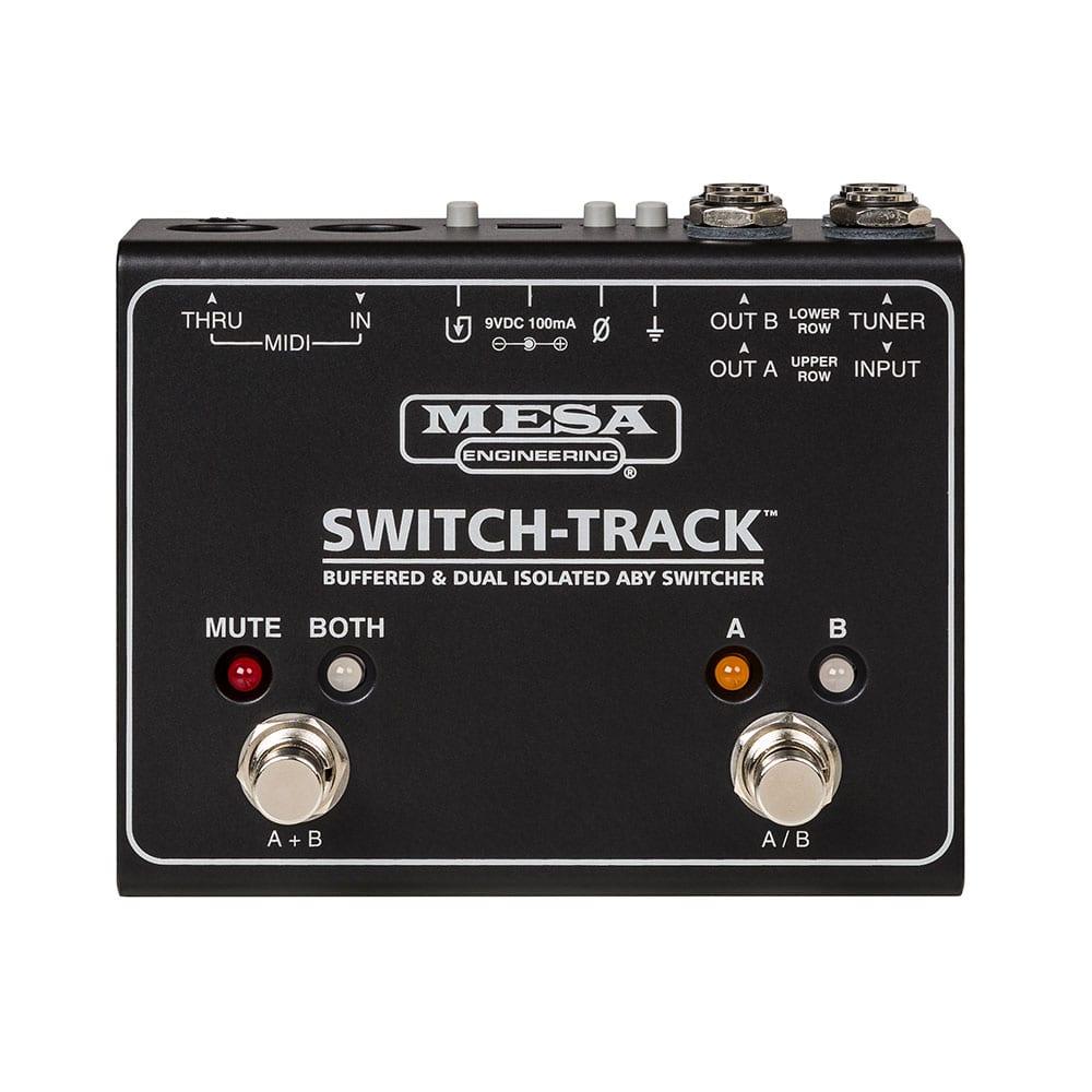 MESA/Boogie Switch-Track A/B/Y Switcher -0