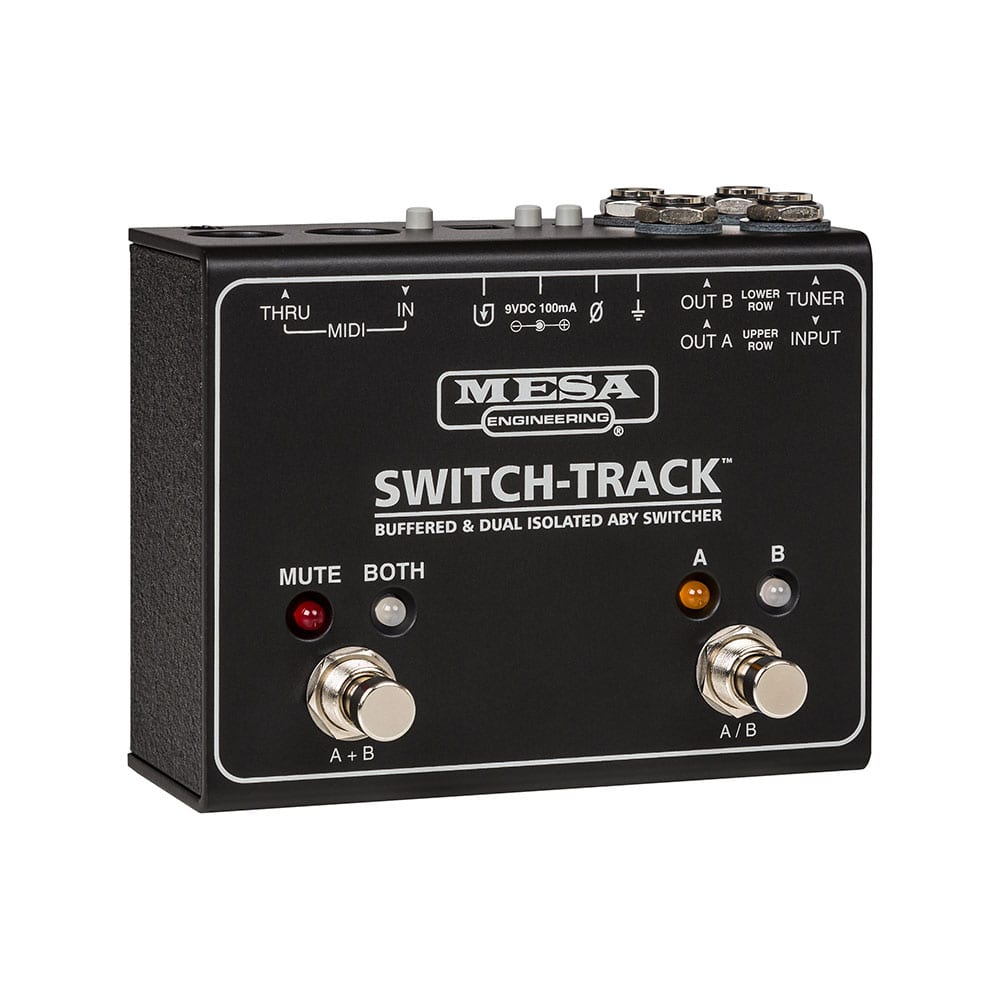 MESA/Boogie Switch-Track A/B/Y Switcher -18557