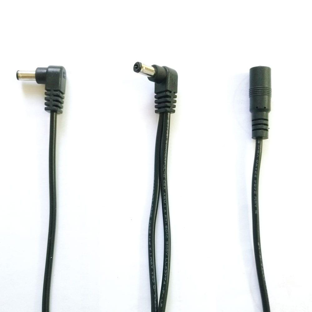 שרשור חשמל 2 יציאות-19425