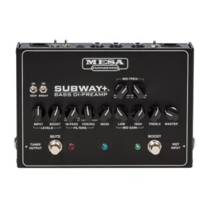 MESA/Boogie Subway+ Bass DI-Preamp-0