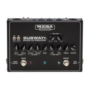 MESA/Boogie Subway+ Bass DI-Preamp-0