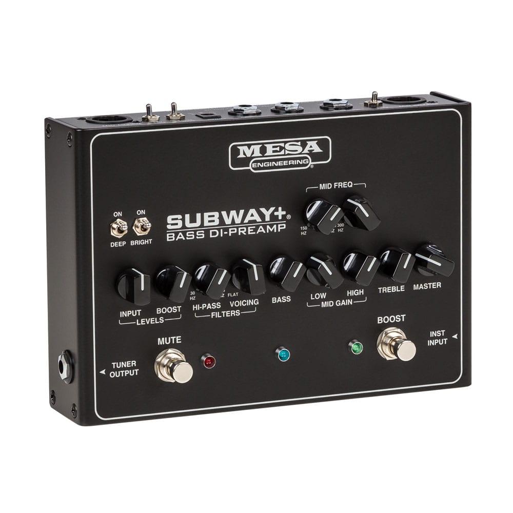 MESA/Boogie Subway+ Bass DI-Preamp-20237