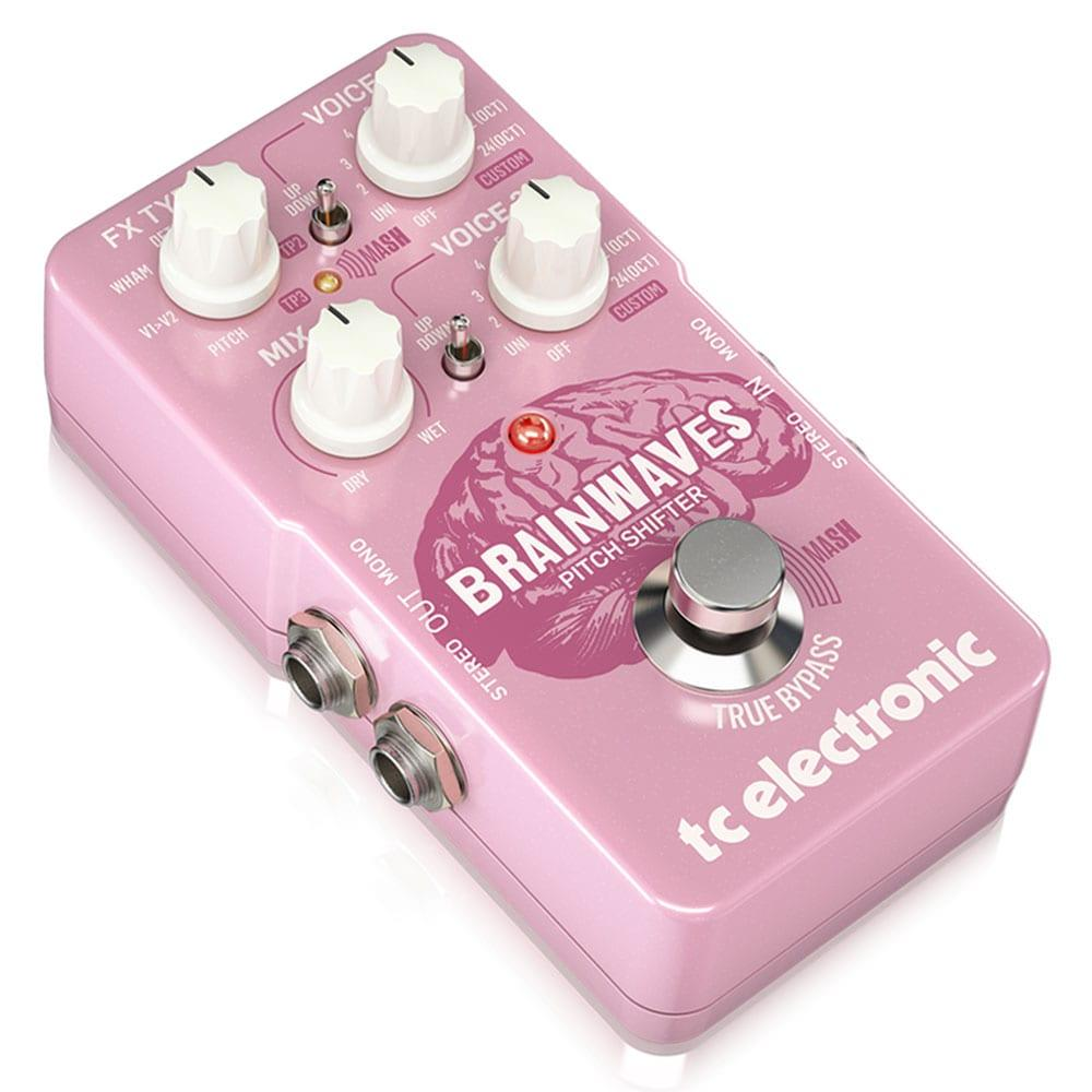 TC Electronic Brainwaves Pitch Shifter-20288
