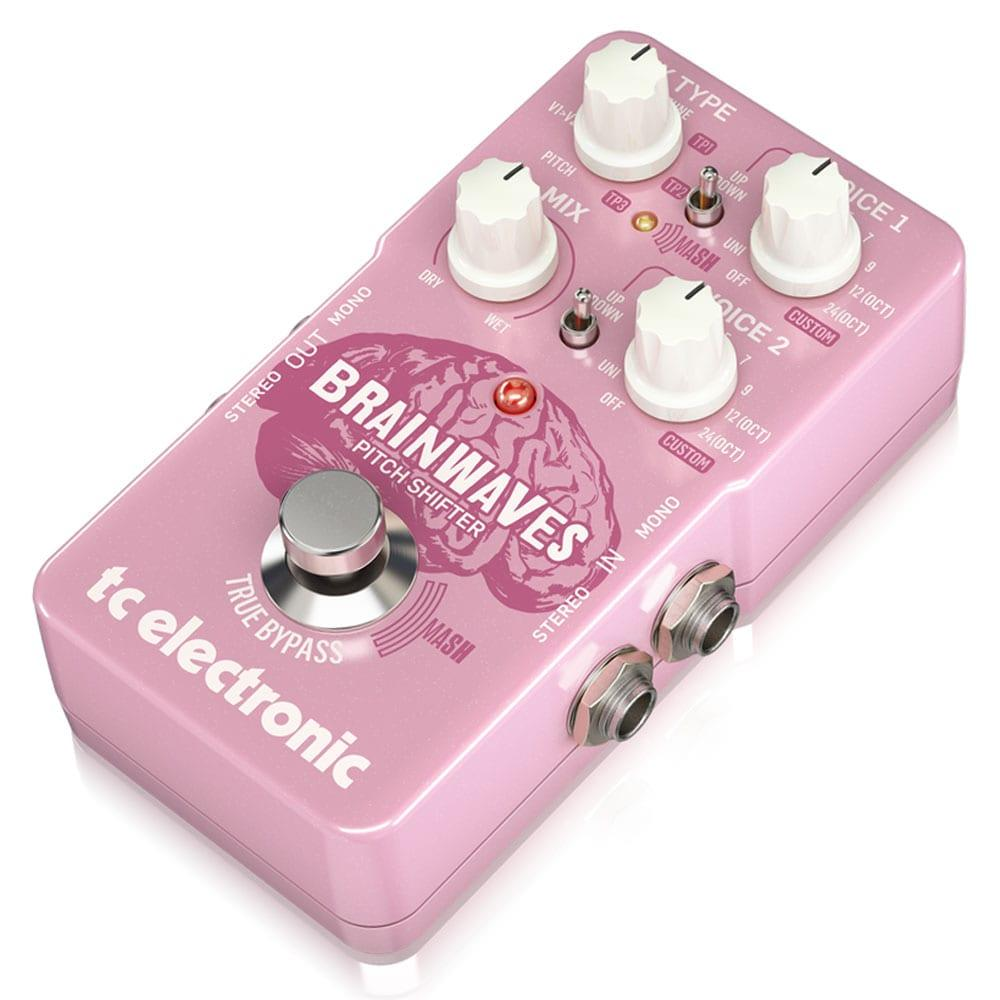 TC Electronic Brainwaves Pitch Shifter-20290