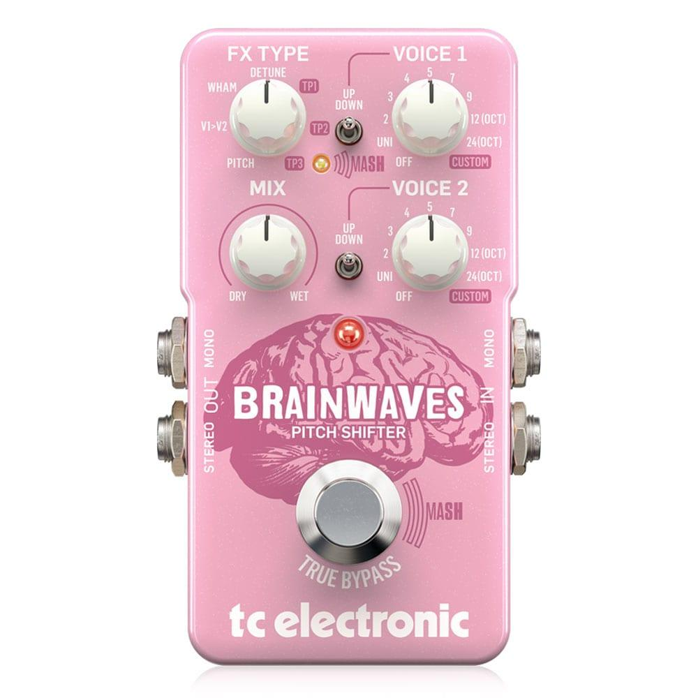 TC Electronic Brainwaves Pitch Shifter-0