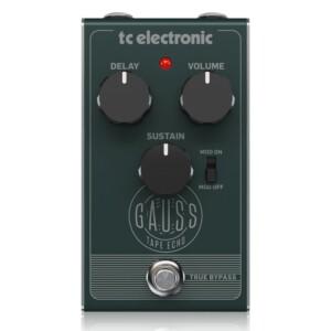 TC Electronic Gauss Tape Echo-0