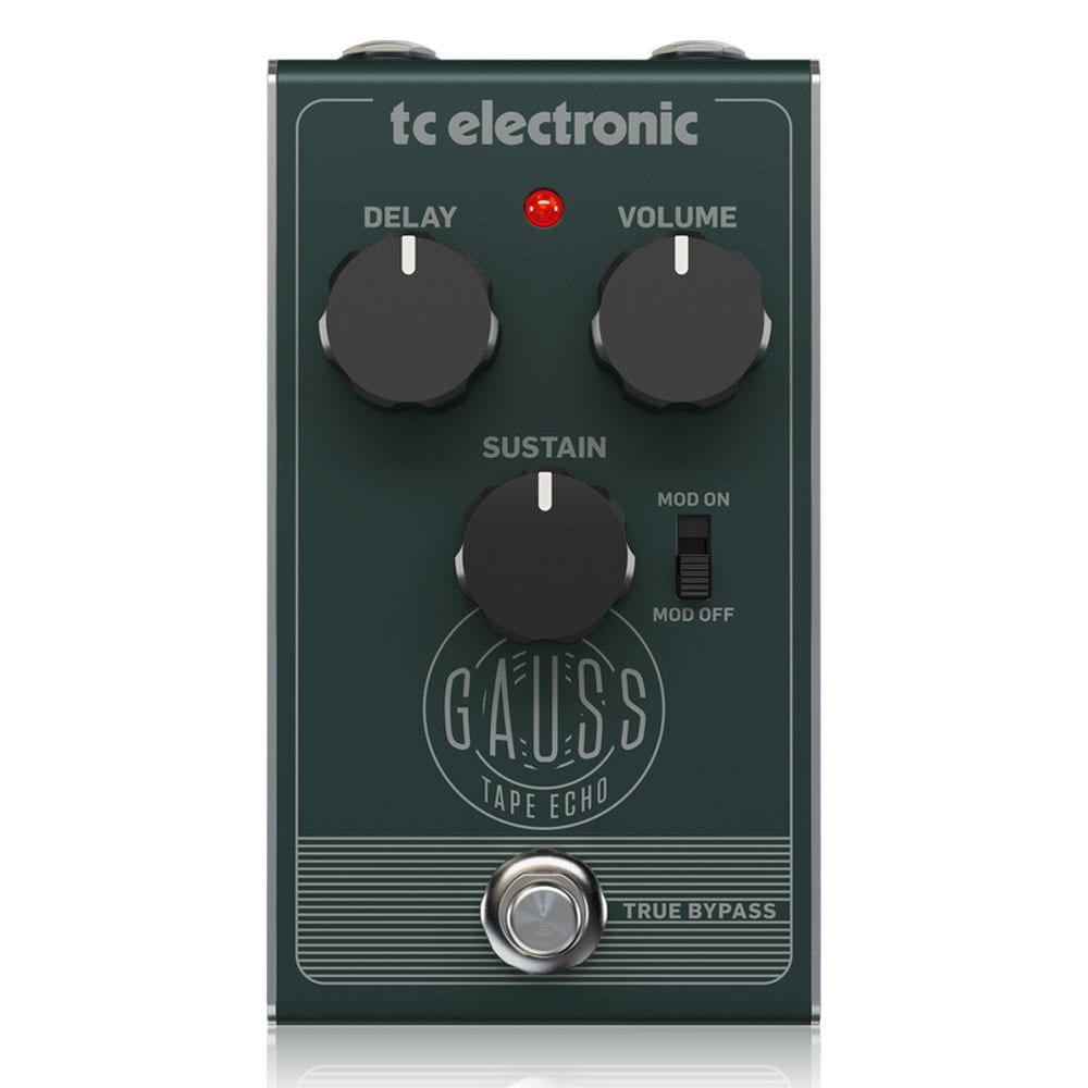 TC Electronic Gauss Tape Echo-0