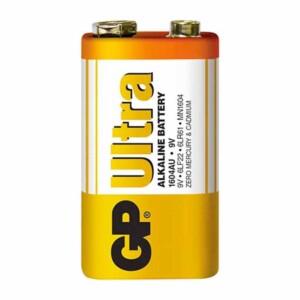 סוללה 9V אלקליין GP Ultra
