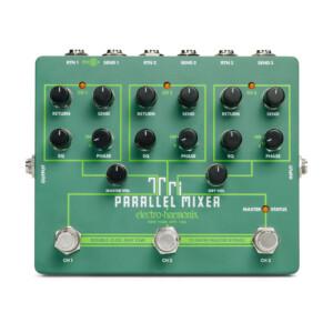פדאל סוויצ'ר/מיקסר אפקטס לופ לגיטרה Electro-Harmonix Tri Parallel Mixer