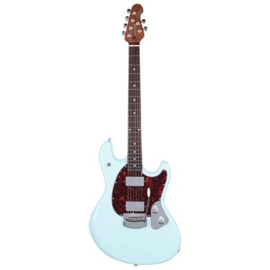 גיטרה חשמלית Music Man StingRay Guitar RS צבע Powder Blue
